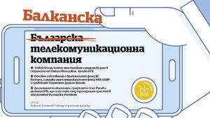 <strike>Българска</strike> Балканска телекомуникационна компания