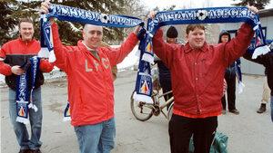 Още за футболното хулиганство, Англия и България