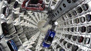 Призракът на VW
