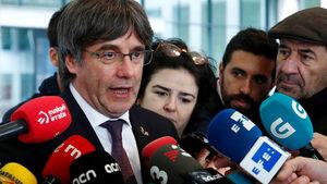 Белгийски съд остави на свобода Пучдемон, без да му налага парична гаранция