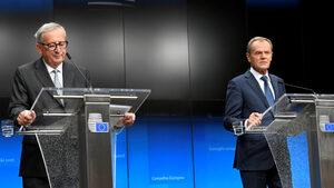 Юнкер: Блокирането на членството на Северна Македония и Албания е историческа грешка