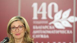 Захариева: Поканихме Путин догодина, нямаме проблем с официалната власт в Русия