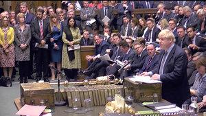 Парламентът принуди Джонсън да поиска днес отлагане на Брекзит до 31 януари