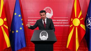 Заев обяви, че ще предложи предсрочни избори