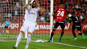 """""""Реал"""" сдаде върха в Ла Лига след загуба от """"Майорка"""""""