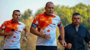 Фотогалерия: Тичай благотворително с президента Румен Радев