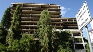 Камарата на архитектите: Сградата на бъдещата детска болница е невъзможна, незаконна и опасна