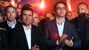 Заев обяви избори в Северна Македония на 12 април догодина