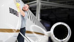 Поръчките на бизнес самолети растат