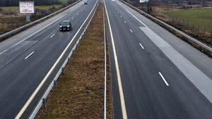 """Липсват 40 млн. лв. за ремонт на неравностите на магистрала """"Тракия"""""""