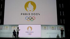 Златен медал, огънят и Мариан се преплитат в логото на олимпийските игри в Париж