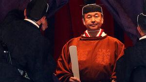 Фотогалерия: Коронацията на новия японски император Нарухито