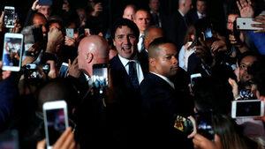 Канадският премиер Трюдо ще сформира правителство на малцинството