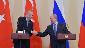 """Турция и Русия създават """"безопасна зона"""" в Сирия, Асад ще контролира част от границата"""