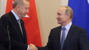 Путин и Ердоган се споразумяха за буферна зона в Сирия