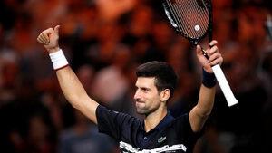 Новак Джокович е най-добрият тенисист на десетилетието