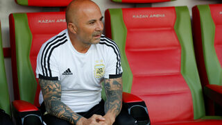 Треньорът на Аржентина обяви, че няма да напуска поста си