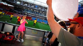 Русия показа най-доброто си лице с разтърсващото световно по футбол