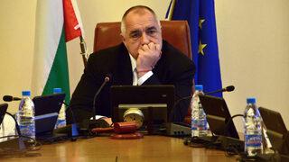 След спречкването в парламента Борисов обяви коалицията за стабилна и осъзната