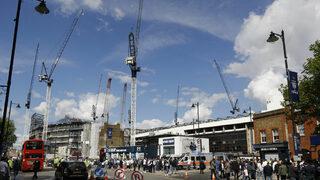 """""""Тотнъм"""" отложи преместването на новия си стадион"""