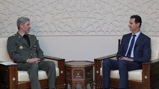 """Сирия и Иран сключиха споразумение за военно <span class=""""highlight"""">сътрудничество</span>"""