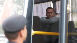 Русия осъди Навални на 30 дни затвор