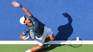 """<span class=""""highlight"""">Джокович</span> се справи с Фучович в горещината на US Open"""