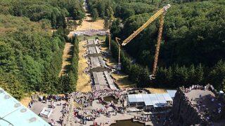 Планинският парк Вилхемсхое в Касел