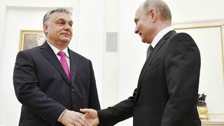 Орбан отива в Москва на 18 септември за нова среща с Путин