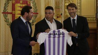 """Роналдо стана президент и собственик на """"Валядолид"""" срещу 30 млн. евро"""
