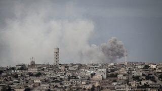 Русия отново бомбардира Идлиб, съобщиха сирийски активисти