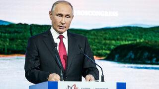 """Путин отрече руснаците, обвинени от Лондон за атаката с """"Новичок"""", да са """"престъпници"""""""