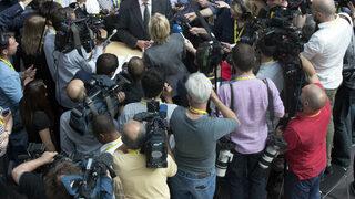 Белгия ще промени закона, който налага такси на журналистите, отразяващи срещи на ЕС