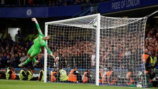 """""""Ливърпул"""" измъкна точка от """"Челси"""" с красив гол на Стъридж в края"""