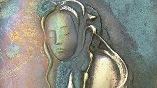 Медална скулптура