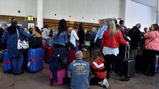 Стачката на част от товарачите на летището в Брюксел приключи