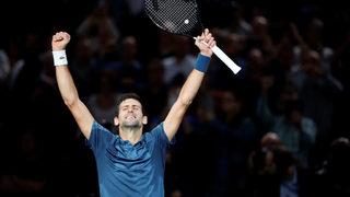 """<span class=""""highlight"""">Джокович</span> и Федерер си осигуриха среща на полуфиналите в Париж"""