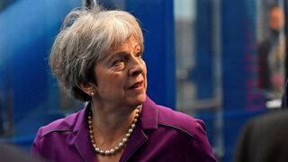 """<span class=""""highlight"""">Мей</span> няма да се стреми към сделка за Брекзит на всяка цена"""