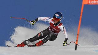 Шифрин влезе в историята на алпийските ски с победа в супер-Г в Лейк Луис