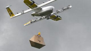 """""""Алфабет"""" започва доставки с дронове във <span class=""""highlight"""">Финландия</span> догодина"""