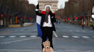 Фотогалерия: Нов ден на протести във Франция и Белгия