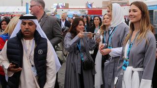 Туристите малко по малко пристигат в Саудитска Арабия