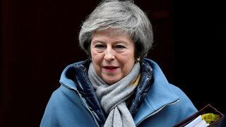 """Мей ще има 3 дни за """"план Б"""", ако парламентът отхвърли сделката за Брекзит"""