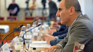"""Цветанов за """"ултиматума"""" на ВМРО: Не коментирам, за да запазим уважението"""