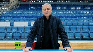 Руска телевизия връща Жозе Моуриньо във футбола (видео)