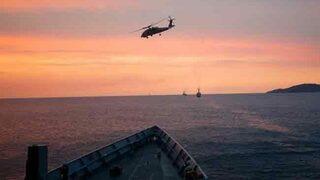 Турция започна най-голямото военноморско учение в историята си (видео)