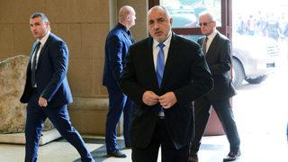 Борисов очаква оставки и в другите политически сили