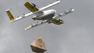 """Подразделение на """"Гугъл"""" за дронове получи право да работи като авиокомпания"""