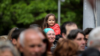 Фотогалерия: Да се докоснеш до папата