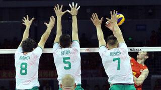 С неочакван облик волейболните национали загубиха тежко от Китай